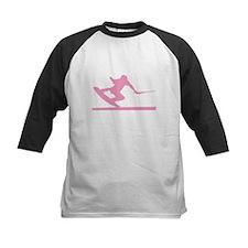 Pink Wakeboard Nose Press Tee