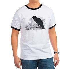 Black Raven Bird T