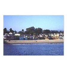 Unique Beach picture Postcards (Package of 8)