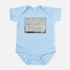 Respectful Discourse Infant Bodysuit