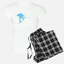 Blue Wakeboard Back Spin Pajamas