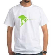 Green Wakeboard Back Spin Shirt