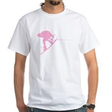 Pink Wakeboard Back Spin Shirt