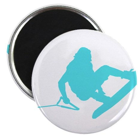 Blue Wakeboard 360 Handle Pas Magnet