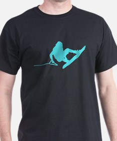 Blue Wakeboard 360 Handle Pas T-Shirt