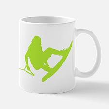 Green Wakeboard 360 Handle Pa Mug