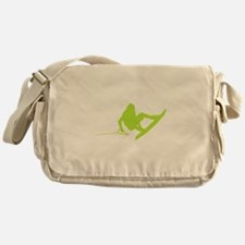 Green Wakeboard 360 Handle Pa Messenger Bag