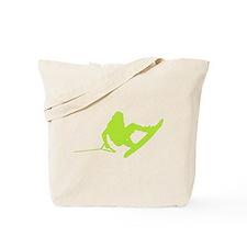 Green Wakeboard 360 Handle Pa Tote Bag