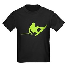 Green Wakeboard 360 Handle Pa T
