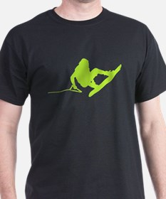 Green Wakeboard 360 Handle Pa T-Shirt