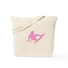 Pink Wakeboard 360 Handle Pas Tote Bag