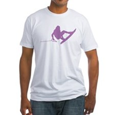 Purple Wakeboard 360 Handle P Shirt