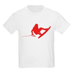 Red Wakeboard 360 Handle Pass T-Shirt