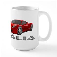 Ferrari Italia Mug