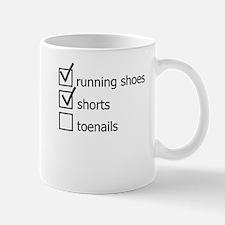 Toenails optional Mug