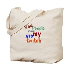You People Tote Bag