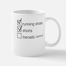Cool Toenails optional Mug