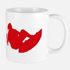 Red Indy Tantrum Mug