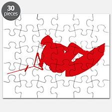 Red Indy Tantrum Puzzle