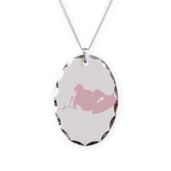 Pink Indy Tantrum Necklace