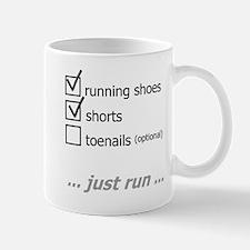 Unique Toenails optional Mug