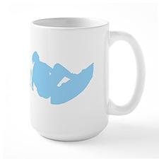 Blue Indy Tantrum Mug