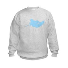 Blue Indy Tantrum Sweatshirt