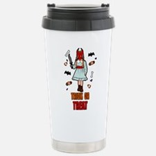 Happy Thanksgiving Thermos Can Cooler