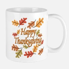 Happy Thanksgiving Small Small Mug