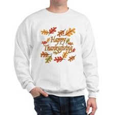 Happy Thanksgiving Sweatshirt