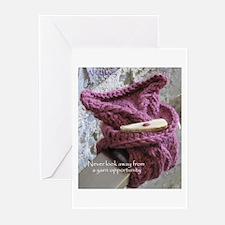 Cute Knitting christmas Greeting Cards (Pk of 20)