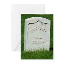 Unknown Soldier Greeting Cards (Pk of 20)