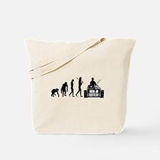 Dj Evolution Tote Bag