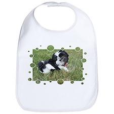 Shih Tzu Puppy Bib