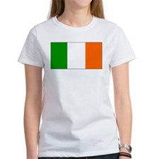 Ireland Irish Blank Flag Tee
