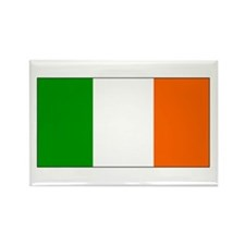 Ireland Irish Blank Flag Rectangle Magnet