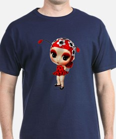 Little Miss Ladybug T-Shirt