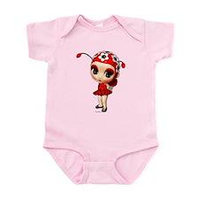 Little Miss Ladybug Infant Bodysuit