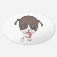 Cute Puppies: PawPaw Decal