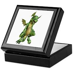 Baby Dragons: Drago Keepsake Box