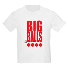 Big Red Big Balls T-Shirt