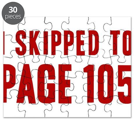 Castle Page 105 Puzzle