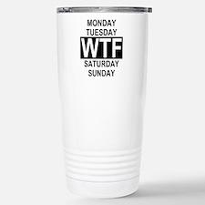 Cute Adult humor Stainless Steel Travel Mug