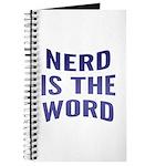 Nerd Is The Word Journal