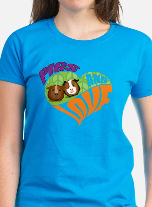 Pigs and Love Tee