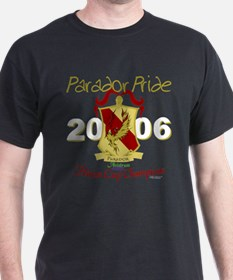 House Cup Champs 2006 Black T-Shirt