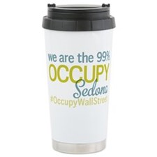 Occupy Sedona Travel Mug