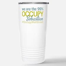 Occupy Sebastian Stainless Steel Travel Mug