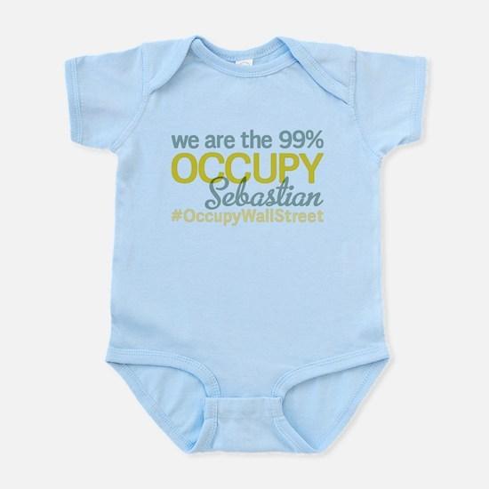 Occupy Sebastian Infant Bodysuit