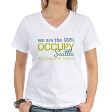 Occupy Seattle Shirt